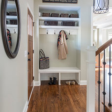 Traditional Entry by Sicora Design/Build