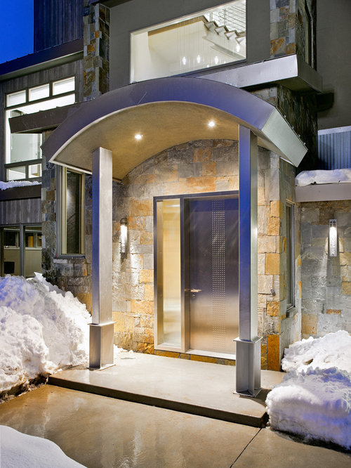 Buckhead client 39 s ski retreat new construction - Penthouse peakmichael gallagher and new mood design ...