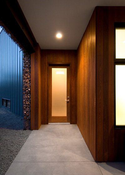 Modern Entry by Imbue Design