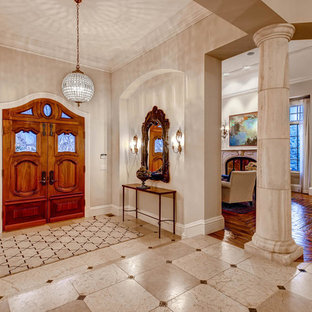 Buell Mansion Entryway