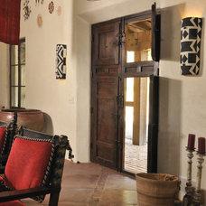 Southwestern Entry by FGY Architects