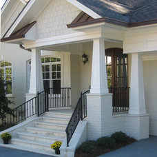 Craftsman Entry by Worthington Millwork, LLC