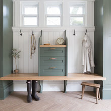 Magical Mudroom to Cover