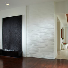 Contemporary Entry by J Design Group - Interior Designers Miami - Modern