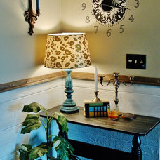 Eclectic Entry By:  Jaime Shackford