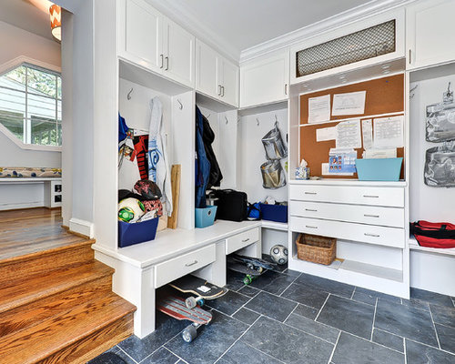 Mudroom   Contemporary Mudroom Idea In DC Metro