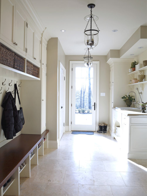 Foyer Bench Toronto : Bench with shoe storage houzz