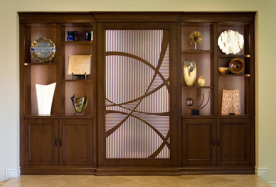 CABINET  WITH AMAZING DESIGN