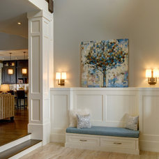 Traditional Entry by Rockwood Custom Homes