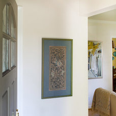 Beach Style Entry by Charmean Neithart Interiors, LLC.