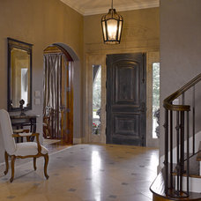 Traditional Entry by Bruce Kading Interior Design