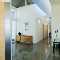 modern entry by make architecture