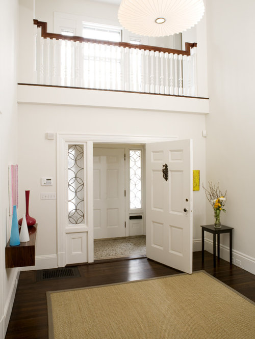 House Plans With Enclosed Foyer : Entry vestibule home design ideas pictures remodel and decor