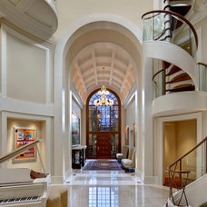 Transitional Entry by DesRosiers Architects