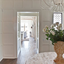 Traditional Entry by Jolene Smith Interiors