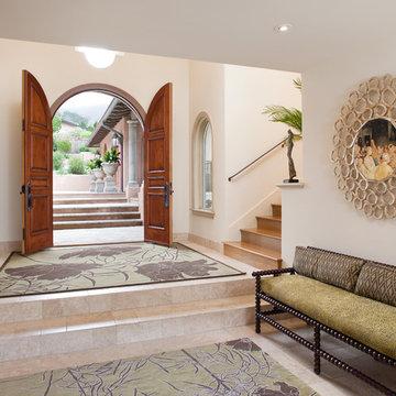 Carmel Highlands Oceanside Home