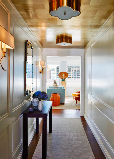 Transitional Entry by Christopher Maya Associates Inc.