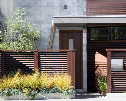 Planter Boxes Entry Ideas | Houzz