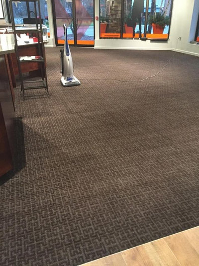 Transitional Entry by The Carpet Girl LLC