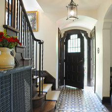 Mediterranean Entry by Renovations Unlimited