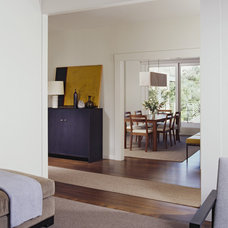 Transitional Entry by Cary Bernstein Architect