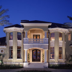 mediterranean entry by The Evans Group