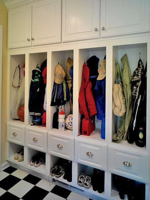 Hanging Coat Storage Houzz