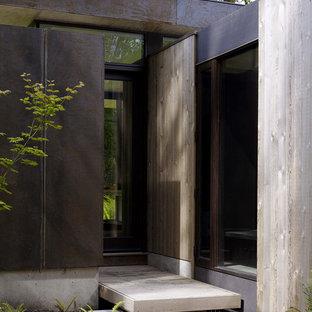 Moderne Haustür in Seattle