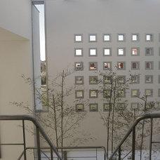 Modern Entry by Vanguarda Architects