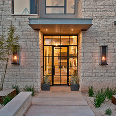 Modern Entry by Bryant Hill Media