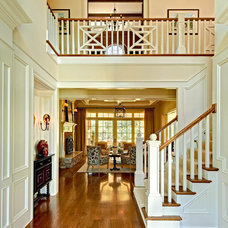 Traditional Entry by Carolina Design Associates, LLC