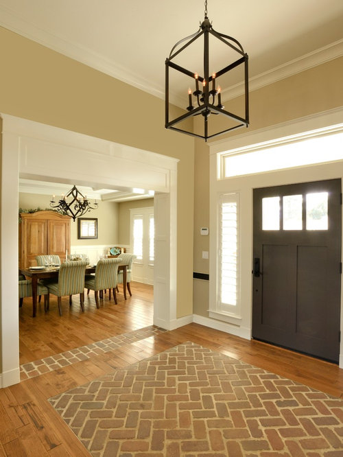 Transitional sacramento entryway design ideas remodels for Transitional foyer ideas
