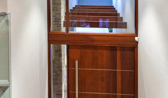 Cedar Mosman Entry with Highlite
