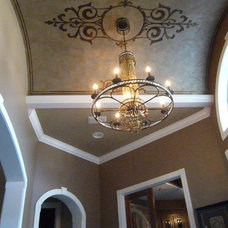Traditional Entry by Decorative Wall Designs