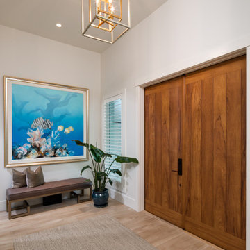 Certified Luxury Builders - 41 West  - Coquina Sands Custom Home A