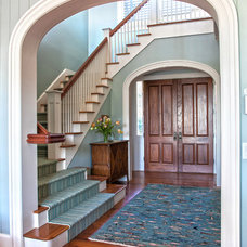 Traditional Entry by Charleston Home + Design Mag