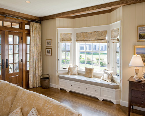 Bay Window Bench Ideas, Pictures, Remodel and Decor