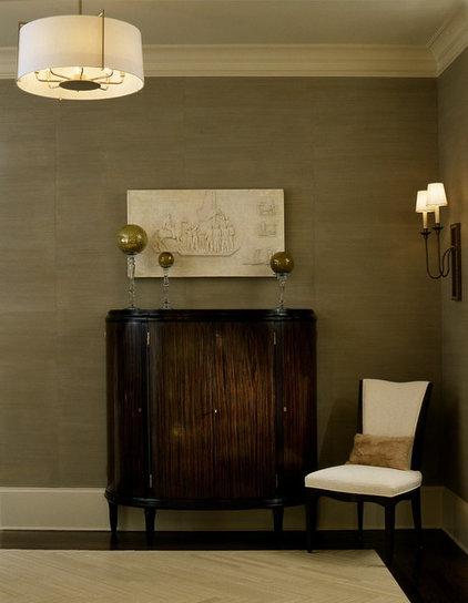 Eclectic Entry by Dillard Pierce Design Associates
