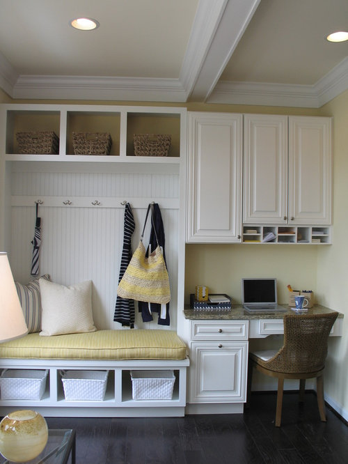 Mud Room With Desk Home Design Ideas Pictures Remodel