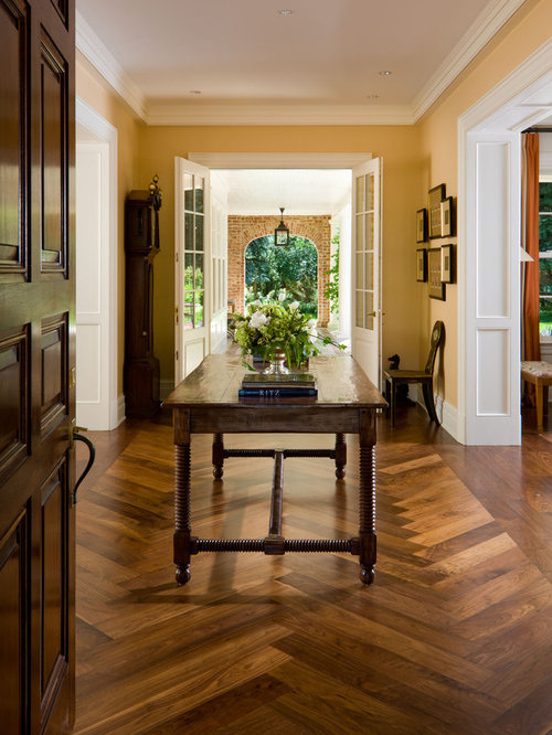 Entry Foyer Hardwood Floors Home Design Ideas Pictures