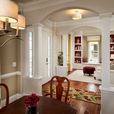Traditional Entry by Parkwood Homes