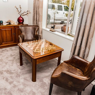 Chess Table and Classic Kauri Sideboard