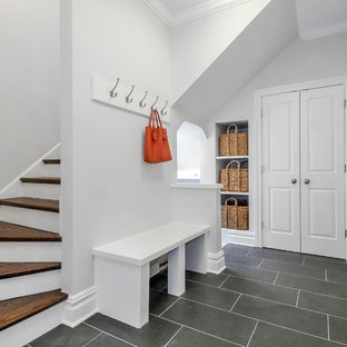 Chestnut Mudroom