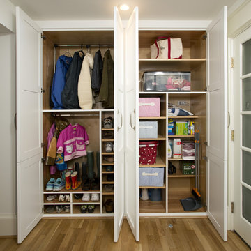 Chevy Chase DC Kitchen and Mudroom Remodel
