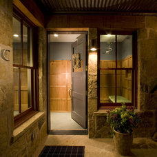 Contemporary Entry by Margaret Carter Interiors