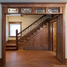 Traditional Entry by Airoom Architects-Builders-Remodelers