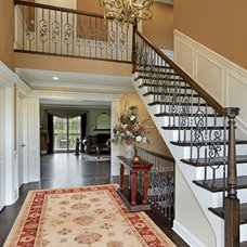 Traditional Entry by Rugknots Oriental Rugs