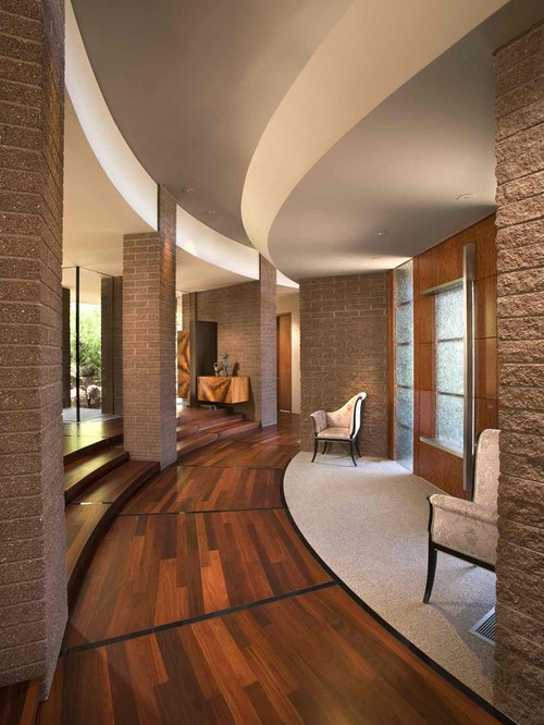Curved Brick Steps Design Ideas Amp Remodel Pictures Houzz
