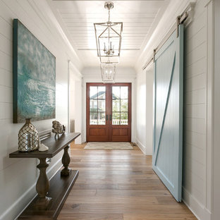 30 Trendy Beach Style Entryway Design Ideas - Pictures of Beach ...