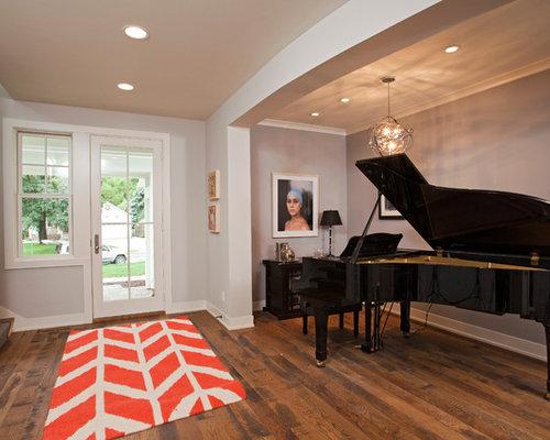 Piano Room Houzz